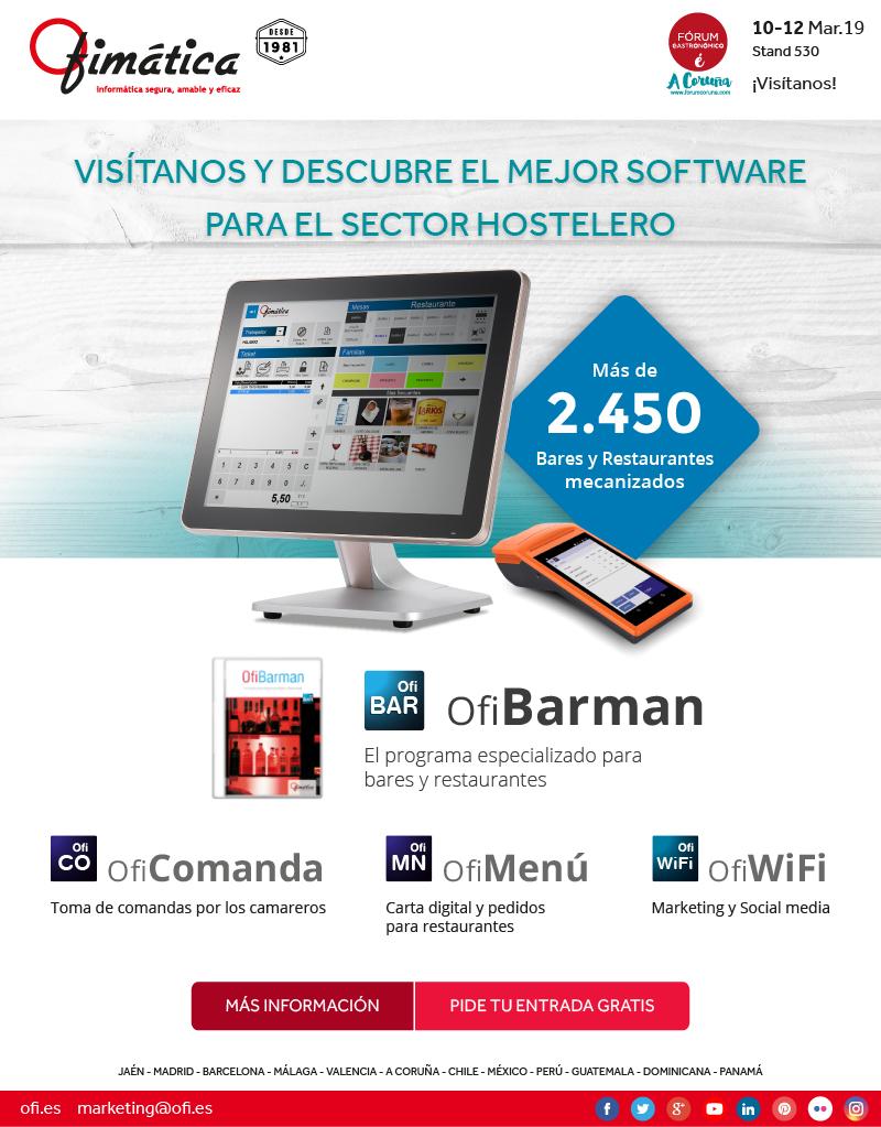 software hostelería